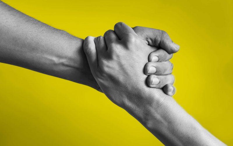 integriteit en vertrouwen elkaar
